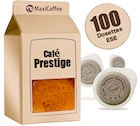 Dosette Caf� Prestige 100% Arabica x 100 dosettes ESE