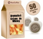 Dosette caf� aromatis� Whisky x 50 dosettes ESE