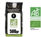 Caf� grain Bio S�lection 100% Arabica x 500 gr