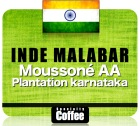 Caf� en grains Malabar Mousson� AA - Inde - 250 gr
