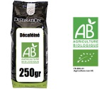 Caf� en grains D�cafein� 250g - Destination