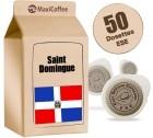 Dosette Caf� Saint Domingue x 50 dosettes ESE