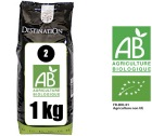 Caf� grain Bio S�lection 100% Arabica x 1 kg