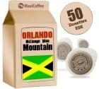Dosette     caf� ORLANDO haut % Blue Mountain x 50 dosettes ESE