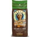 Caf� en grains Corsini Estrella del Caribe 100% Arabica 1Kg