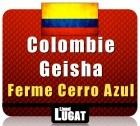 Caf� en grains 100% Geisha - Cerro Azul  - Colombie - 125g - Lionel Lugat