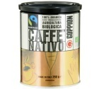 Caf� en grains bio Nativo 100% Arabica - 250g - Goppion Caffe
