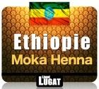 Caf� en grains Ethiopie Moka Henna Lav� - 250g - Lionel Lugat