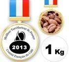 Caf� du champion de France Torr�facteur 2013 - 1kg - S�bastien Lerat