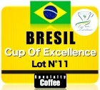 Caf� en grains Cup of Excellence 2013 Lot n�11 - Br�sil - S�o Francisco de Assis - 125 g