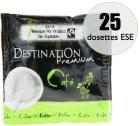 Dosettes Caf� expresso Mexique x 25 dosettes ESE