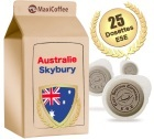 Dosette Caf� Australie Skyburry x 25 dosettes ESE