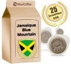 Dosette    Caf�      Jamaique Blue Mountain  x 25 dosettes ESE
