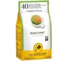 Caf� Expresso en dosette ESE : La Semeuse - Bio Soleil Levant - Sachet de 40