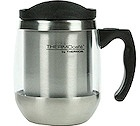 Travel Mug Double Paroi Acier 45cl - THERMOcaf� by Thermos