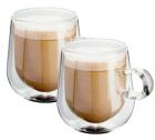 2 Verres double paroi latte 27,5 cl - Judge