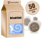 Dosette      café Décaféiné x 50 dosettes ESE
