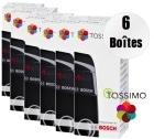 Tablettes de détartrage Tassimo (4x18g) x 6 boîtes