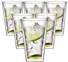 6 verres  BODUM CANTEEN 40cl