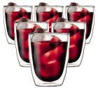6 verres BODUM PILATUS 35 cl
