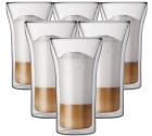 6 verres BODUM ASSAM 40cl