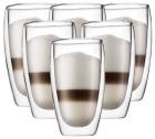 6 verres BODUM PAVINA 45cl