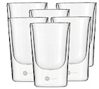 6 verres Hot'n cool Barista 15cl - Jenaer Glas