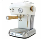 Machine expresso Ascaso Dream Plus Blanche finition Bois