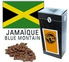Caf� en grains Blue Mountain de Jama�que   - 125 g