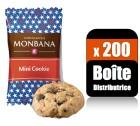200 Mini cookies - Monbana