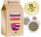 Dosette Caf� Hawa� Kona x 25 dosettes ESE