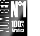 Café en grains Number N°1 - 100% Arabica - 1kg