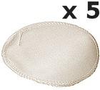 Tissus filtre PM x 5 pour toutes tailles Cona