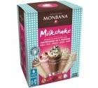 Pack découverte MilkShake - Assortiment de 5 parfums - Monbana