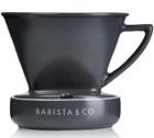 Dripper Barista & Co classique en porcelaine - 2 tasses