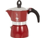 Cafetière italienne Bialetti Dama Glamour rouge - 3 tasses