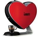 Bialetti Coeur CF80 rouge