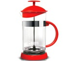 Cafeti�re � piston Bialetti rouge 1L