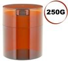 Boite conservatrice avec vide d'air Tightvac - 250gr/0.8L mocha