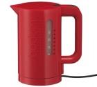 Bouilloire électrique Bodum Bistro rouge 1L