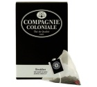 Th� noir Breakfast Compagnie Coloniale x 25 Berlingo�