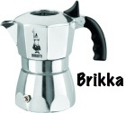 Cafetière italienne Bialetti Brikka Elite - 2 tasses