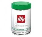 Caf� en grains Illy d�caf�in� - 250 gr