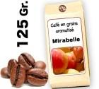 Caf� grain aromatis� Mirabelle - 125g
