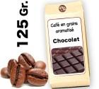 Café grain aromatisé Chocolat - 125g