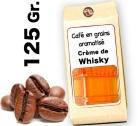 Café grain aromatisé Crème de Whisky - 125g