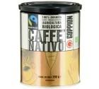 Café en grains bio Nativo 100% Arabica - 250g - Goppion Caffe