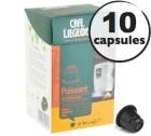 Capsules Puissant x10 Café Liégeois compatibles Nespresso
