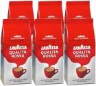 Caf� en grains Qualita Rossa Lavazza - 6 Kg