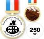 Caf� champion de France Torr�facteur 2010/2011 - 250gr Moulu - J�r�me Michel